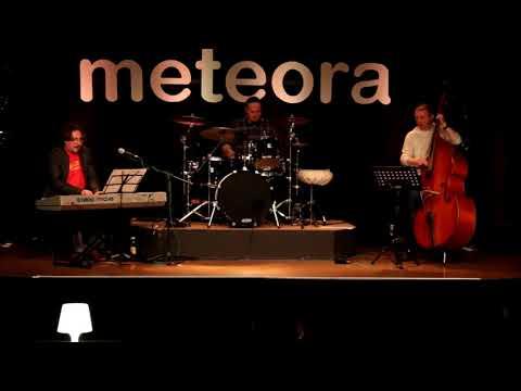 Nicolai Andrus Jazz Trio.Live Concert At The Meteora Club.