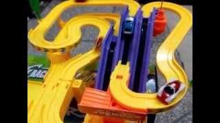 Track Set Playset, Track Racer Racing Car Toy  Kids' Toys