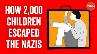 How one person saved over 2,000 children from the Nazis - Iseult Gillespie