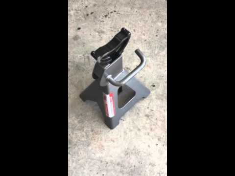 Pittsburgh 3 Ton Jack Stand Review