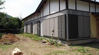 徳島県吉野川市山川町にある別荘