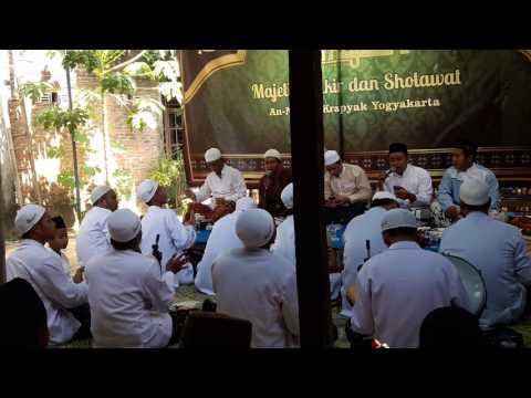An Najaah Krapyak Yogyakarta - Marhaban Yaa Romadlon