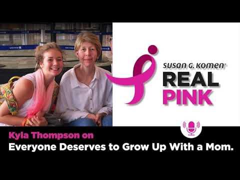 Real Pink - Kyla Thompson