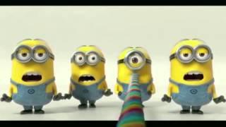 Смешные Миньоны из Гадкий я 2    Супер приколы 2013 выпуск 14 1