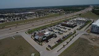 The Intersection of Stacy Rd and Hwy 75 has well over 3 Million SF of retail, entertainment, dining