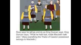 Macbeth - Act 1, Scene 2 Summary