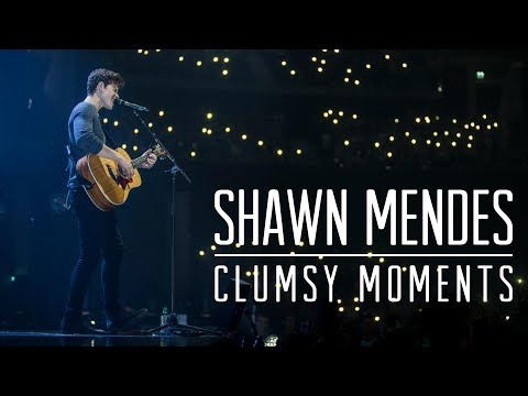 SHAWN MENDES CLUMSY MOMENTS