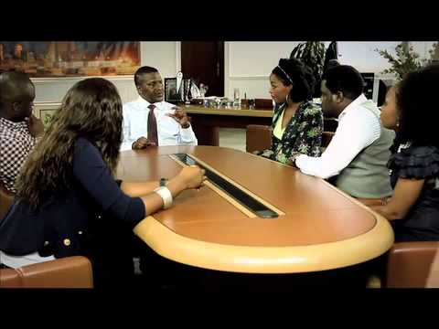MTV Base Meets Africa's Richest Man: Aliko Dangote