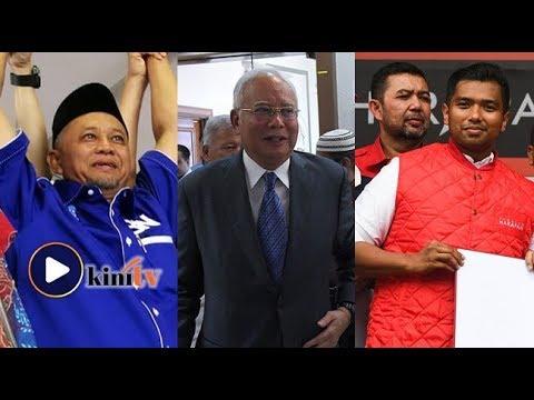 Zakaria-Aiman 'berentap' di Semenyih, Najib masih liabiliti - Sekilas Fakta 14 Feb 2019