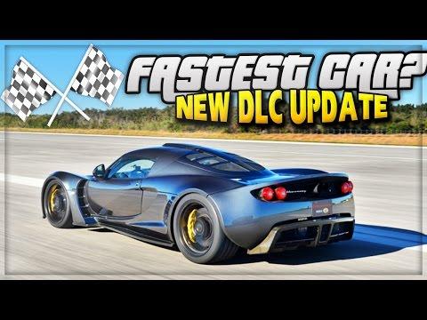 GTA 5 DLC Update! NEW FASTEST CAR!? Progen T20 VS Schafter V12 (GTA 5 Online DLC Gameplay)