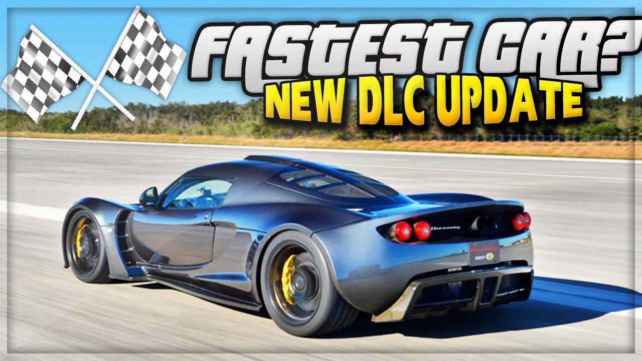 GTA 5 DLC Update! NEW FASTEST CAR!? Progen T20 VS Schafter
