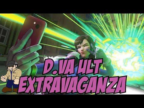 D.Va Ultimate Extravaganza