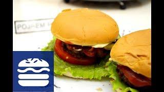 🍔 Рецепт вкуснейшего домашнего гамбургера своими руками