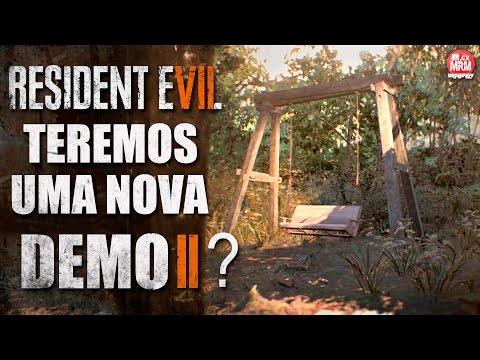 Resident Evil 7 - O Dedo poderá ser usado em uma SEGUNDA DEMO? ( Indícios )