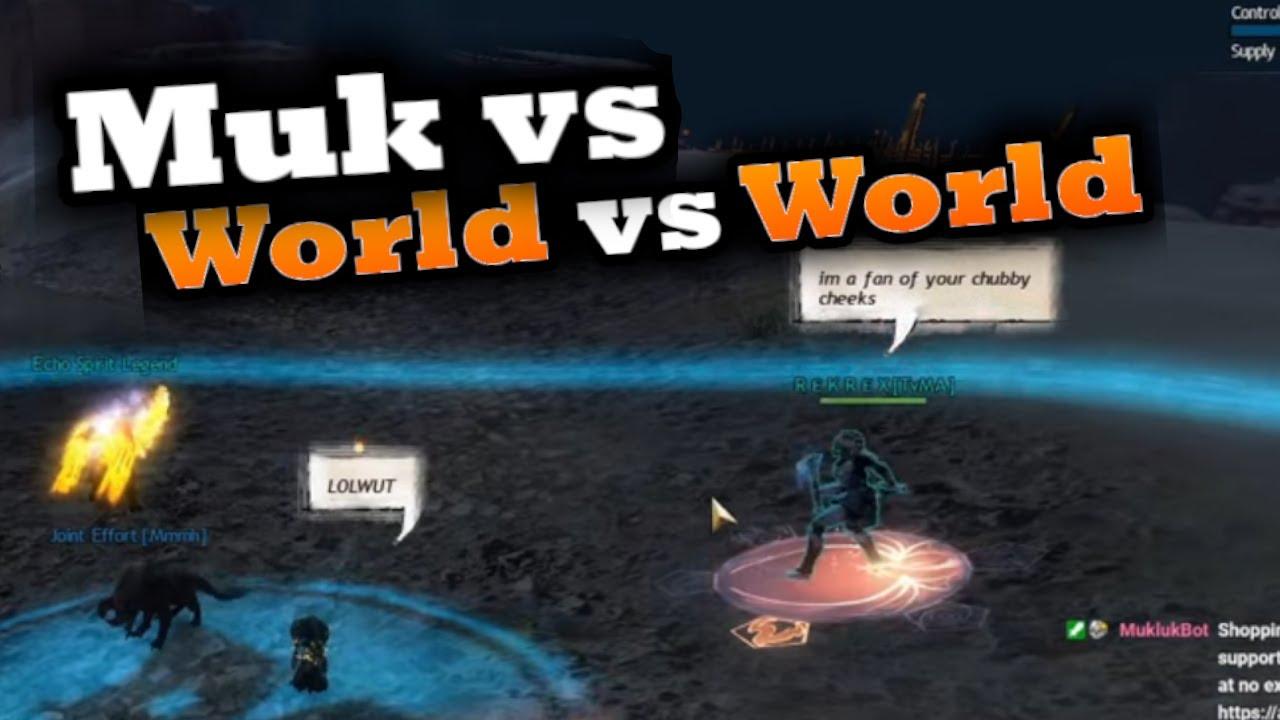 Muk VS World VS World - Guild Wars 2 WvW thumbnail