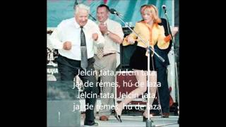 Rózsaszín Pittbull Jelcin tata