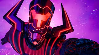 TODO EL EVENTO DE Fortnite GALACTUS COMPLETO (CINEMATICA REPLAY) | BersGamer