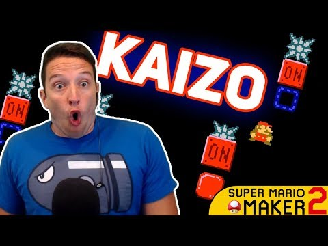 The HARDEST LEVEL In Mario Maker 2 So Far??? | Lethal Ejection By Dan Salvato