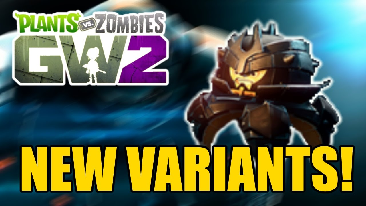 Citron from plants vs zombies garden warfare 2 plants vs zombies - Plants Vs Zombies Garden Warfare 2 Brand New Variants Iron Citron More Youtube