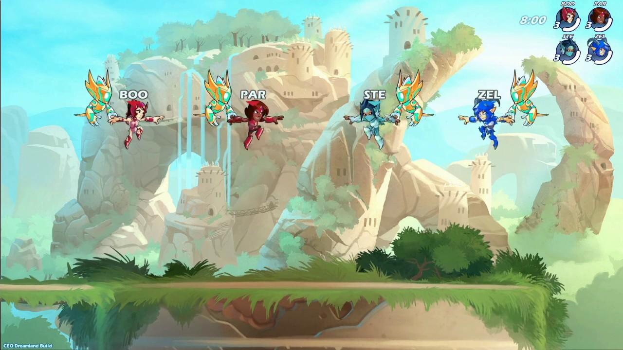 Dreamland 2v2 Recap - Brawlhalla