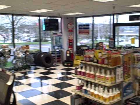 Mathewsons automotive showroom introduction