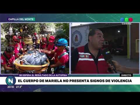 CAPILLA DEL MONTE LA VÍCTIMA FUE IDENTIFICADA COMO MARIELA NATALÍ