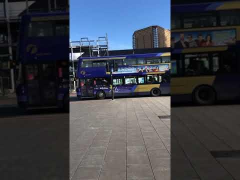 Leeds City Centre England, United Kingdom  Tour 2019 - UK. EUCITIZEN