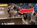 GROS CRASH EN BMX !