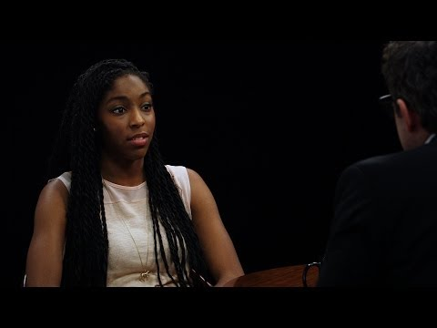 Behind the Spotlight - Jessica Williams