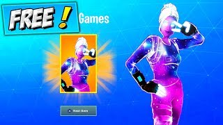 How To Get FEMALE GALAXY SKIN For FREE (LEAKED) Fortnite NEW GALAXY BUNDLE RELEASE DATE Prediction