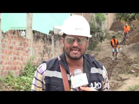 Microinformativo Yo Soy de Chone - Trabajos en calle Carlos Concha