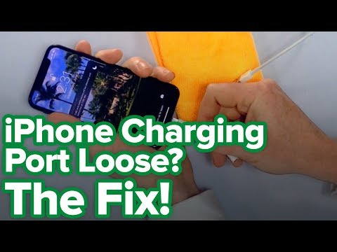 iPhone Charging Port Loose? Here's The Fix!