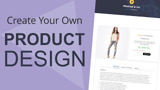 Create Your Own Product Page Design with Elemetor Pro - WooCommerce Product Page Dynamic Template