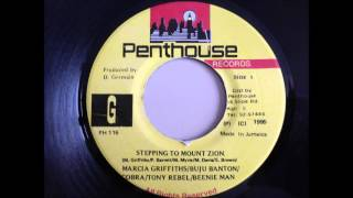 Download Marcia Griffiths & Mad Cobra & Tony Rebel & Buju Banton & Beenie Man - Stepping to Mount Zion MP3 song and Music Video