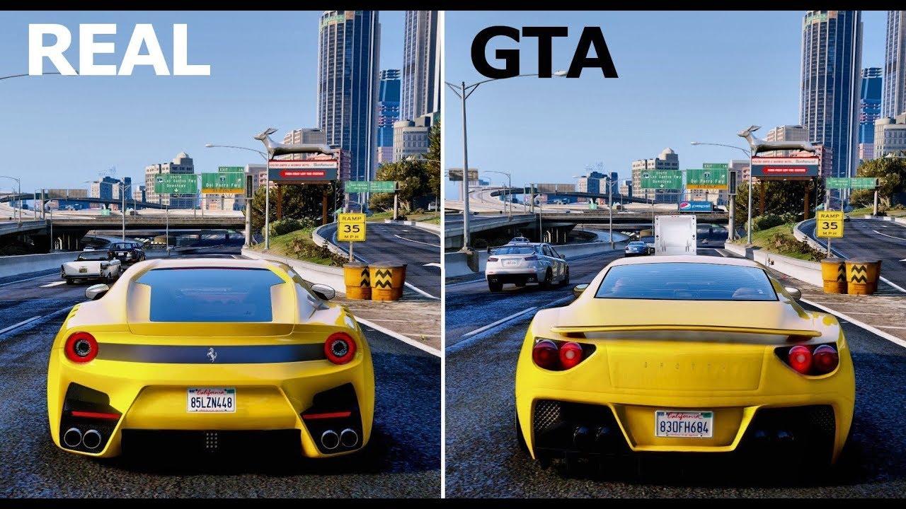 2018 GTA 6 ULTRA Realistic
