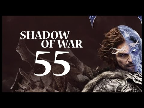 Middle-earth: Shadow of War Gameplay Walkthrough Let's Play Part 55 (SLAUGHTER TRIBE)