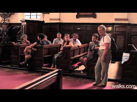 London Walks - Christopher Wren's Bloody Flaming Poxy London
