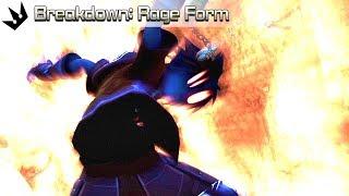 Formchange Breakdown: Rage Form ~ Kingdom Hearts 3 Analysis