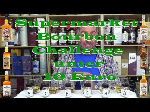 #356 - Supermarket Bourbons unter 10 Euro Challenge von WhiskyJason