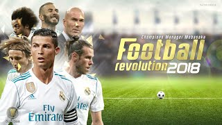 FOOTBALL REVOLUTION 2018 ANDROID GAMEPLAY #23