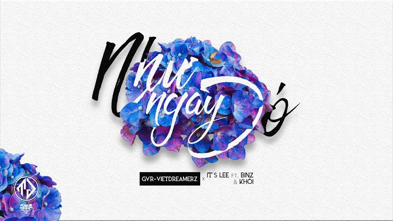 Như Ngày Đó – Binz ft. Khói & It's Lee (Lyric Video) | tas release