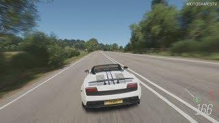 Forza Horizon 4 - Lamborghini Gallardo LP570-4 Spyder Performante Gameplay