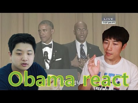Koreans react to Barack Obama, U.S president