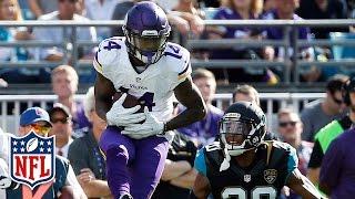 Vikings vs. Jaguars First Half Highlights!   NFL Week 14 Highlights