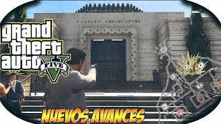 EL ASCENSOR Y MÁS RUIDOS AÚN | EL MISTERIO DE GALILEO #2 | MISTERIOS GTA V