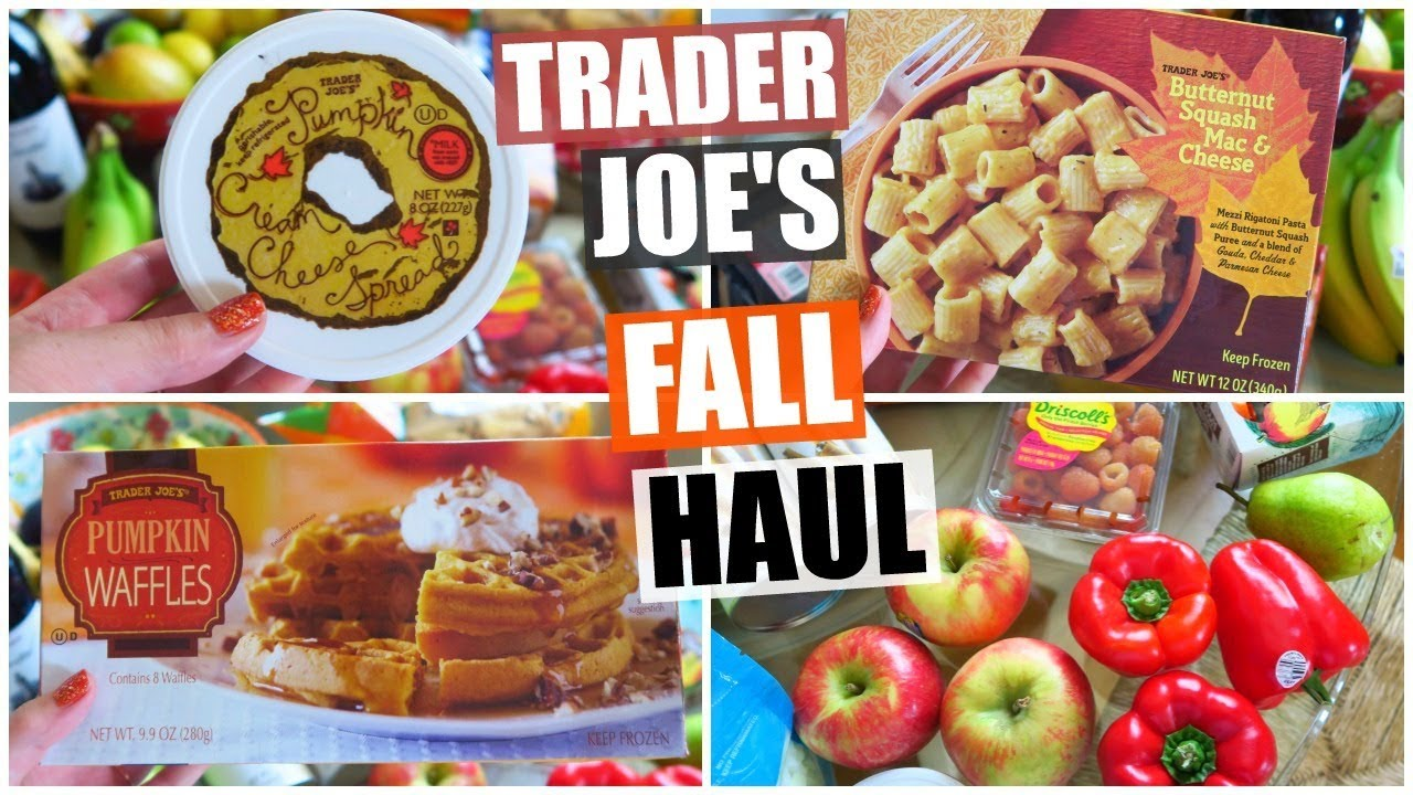 26 Healthy (and Delicious!) Trader Joes Products