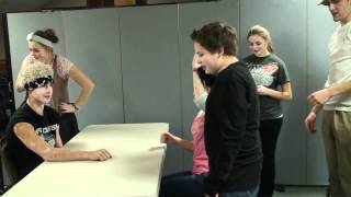 Redneck Family Feud by RBC Youth Productions blooper reel