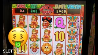 SLOT MACHINE DA BAR AFRICAN QUEEN ? IN BONUS