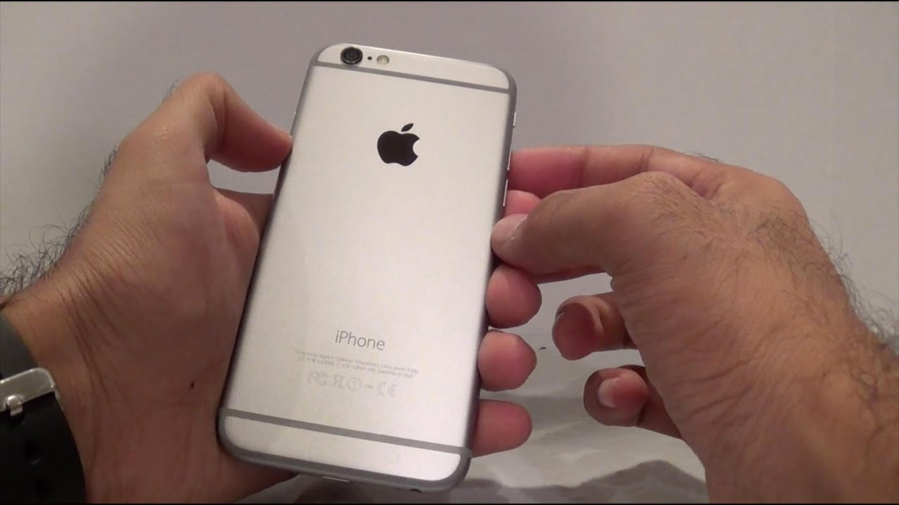 iphone 6 space gray handson impressions youtube