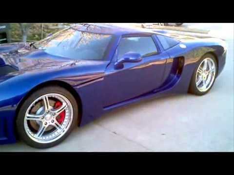 For Sale Factory Five GTM Superlite Supercar YouTube